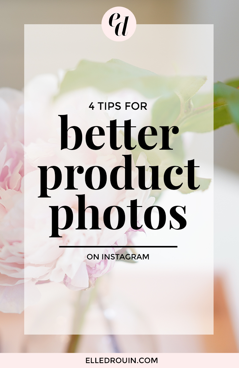 Tips for better product photos on Instagram - how to attract potential buyers with high quality images and elevate your visual marketing with simple photography tips.