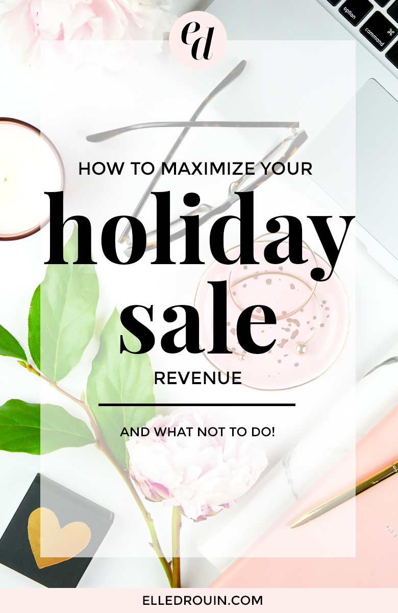 Tips on how to maximize the revenue from your holiday sales - from promotion to affiliates to leveraging FOMO, make the most out of your holiday promotions with these strategies!