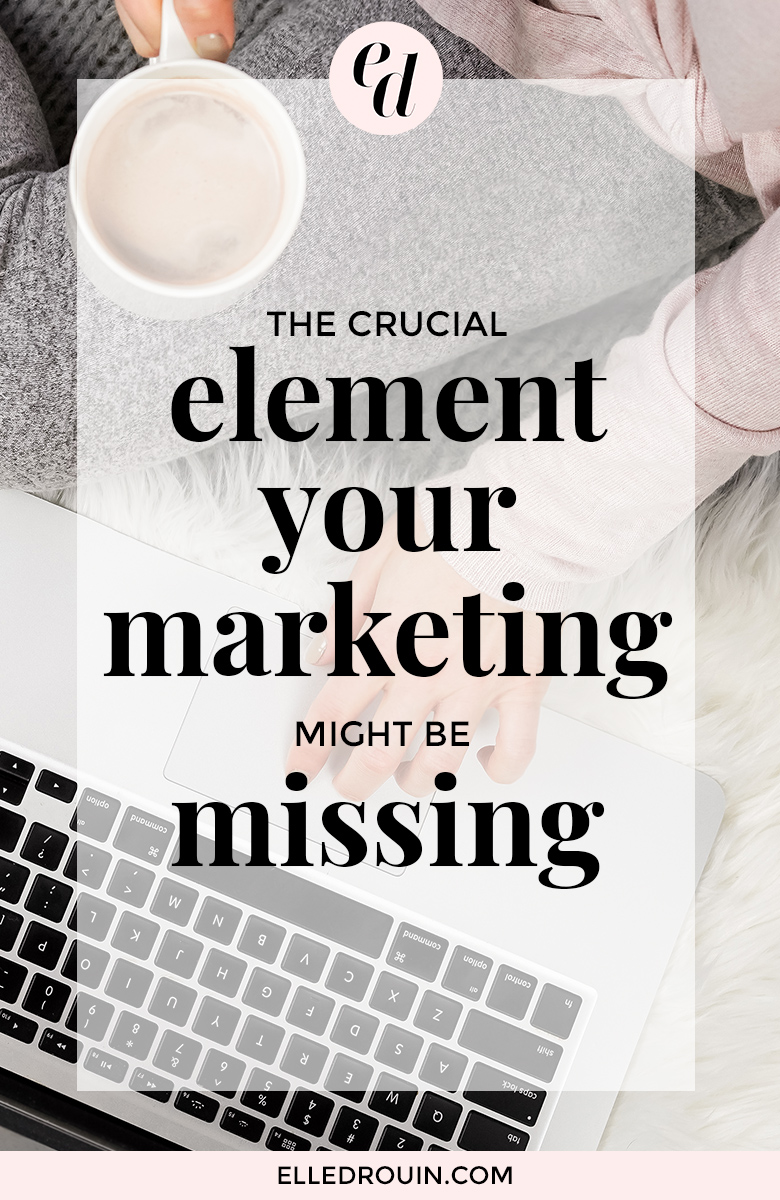 The Crucial Element Your Marketing Might Be Missing: Why CTAs are such a crucial part of your marketing + how to use them effectively. Click through to learn more!