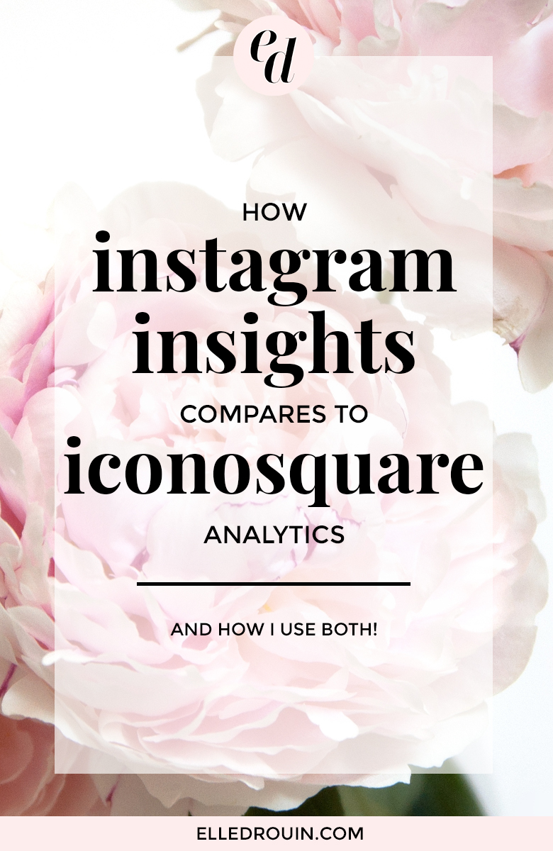 How Instagram Insights new analytics tools compare to Iconosquare analytics. A comparison of Instagram analytics tools, how they can help you grow an engaged Instagram following, and whether or not investing in analytics tools makes sense.