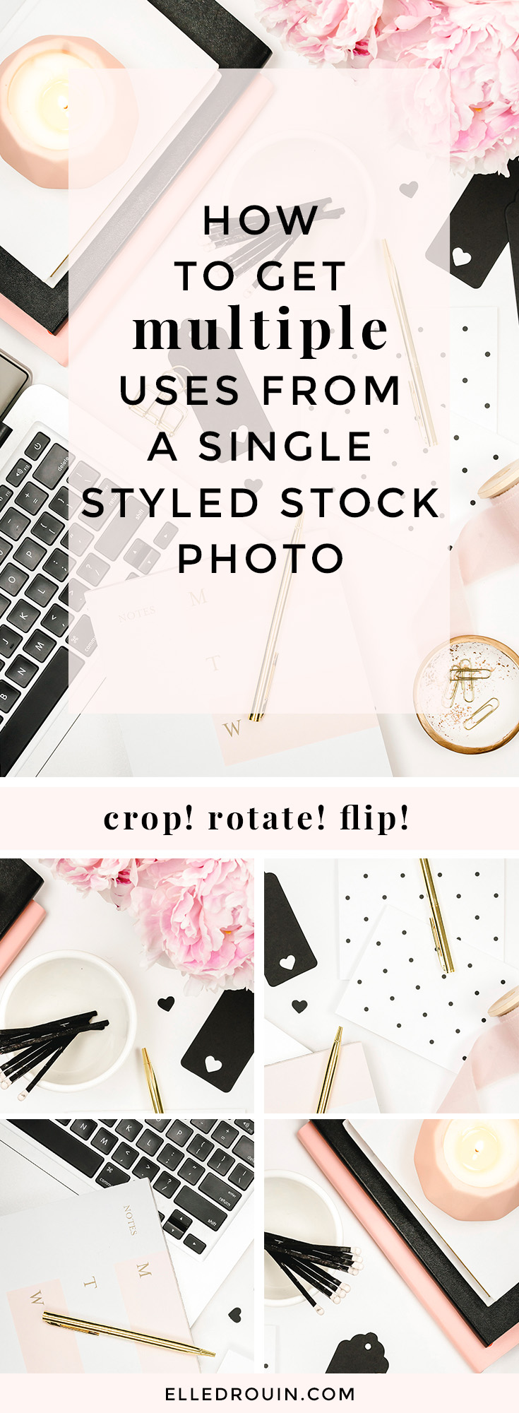 How to Get Multiple Uses From One Stock Photo