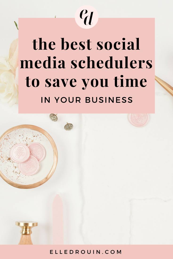 A comparison of popular social media scheduling tools to help you determine which is best for you! These #socialmedia schedulers can help save you time especially if you are a blogger with many evergreen blog posts. Click through to learn which social media scheduler is the best for your blog or small business! #bloggingtips #socialmediatips